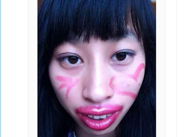 凡人观时尚:再牛掰的化妆也敌不过美图软件
