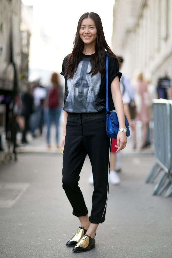 Fashion Week Salomon Shoes