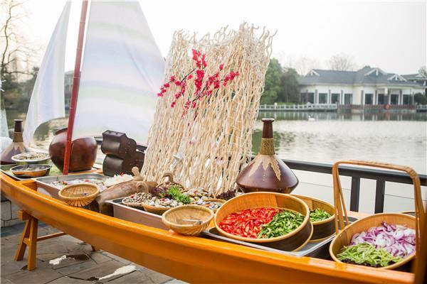 给自己放个假 来杭州世外桃源君澜度假酒店