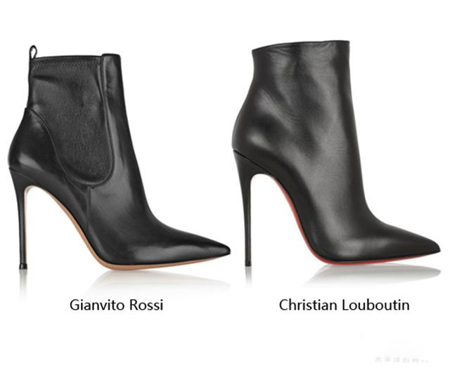 Taylor teaches you how to wear a star style cheap Christian Louboutin boots