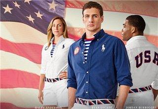 谁说奥运与时尚没有关系?