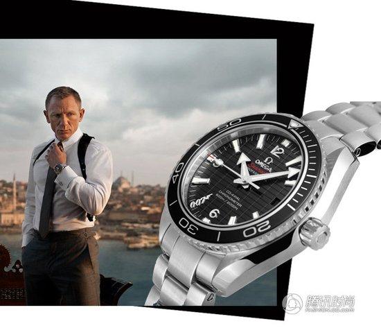 007热映 英雄最爱腕表引围观