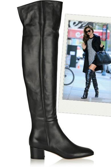 冬天再冷也不怕 什么样的长靴值得你入手?