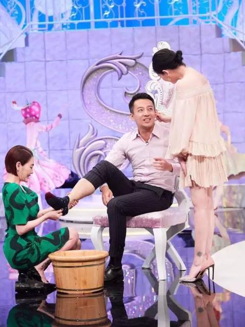 """孙俪无压力演少女,原来泡脚才是""""冻龄""""秘籍"""