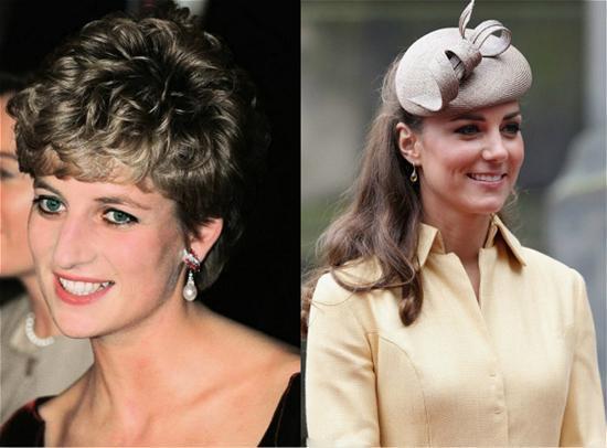 戴安娜王妃与凯特王妃-做梦都想当王妃 先搞定王妃妆容再说