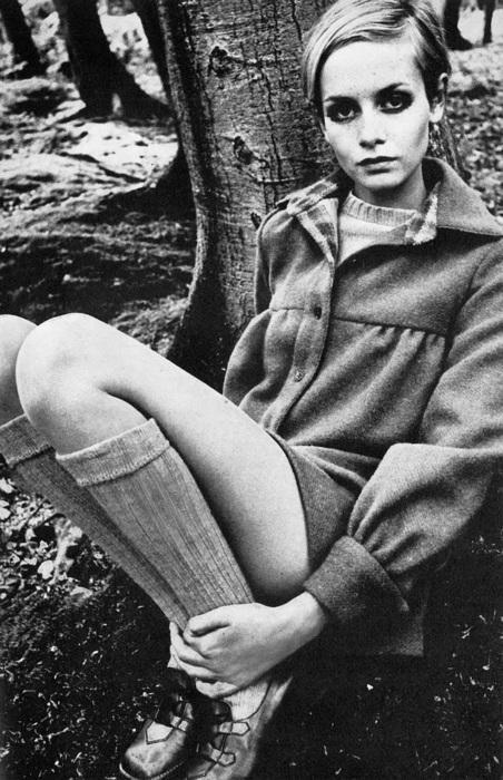 60年代的巴黎爱豆穿着
