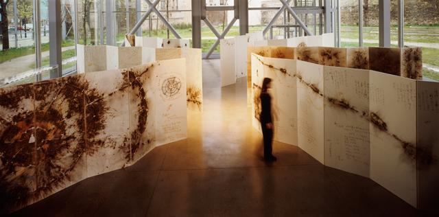 于不同世界中上下求索,美丽无处不在-卡地亚当代艺术基金会:陌生风景展览
