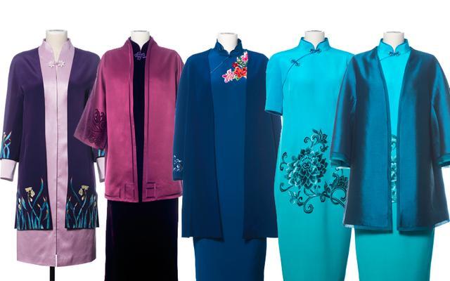 独家解密APEC新中装 睡衣也是定制款