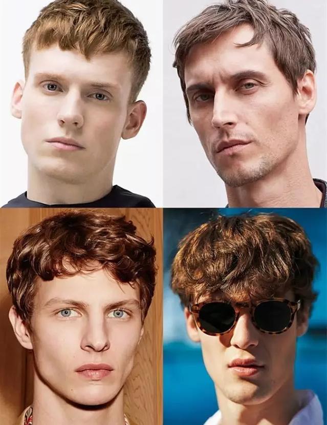 除了油头你有更好的选择!2016春夏男生必剪发型图片