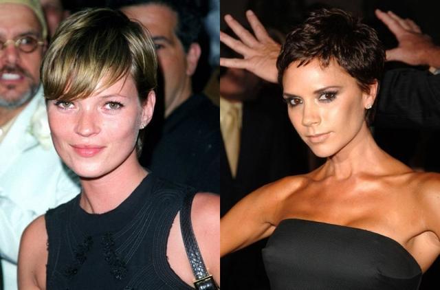 谁还敢说丑 女神们齐为超短发洗白