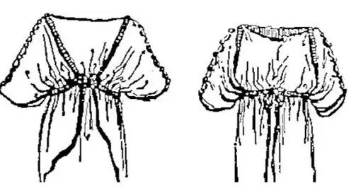 服装设计图片手绘图片中国风盘扣_第6页_手绘