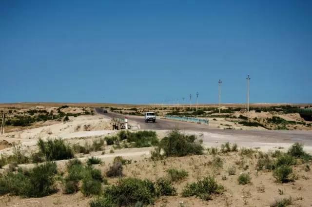 探索傳說中最神秘與世隔絕的國度:土庫曼斯坦