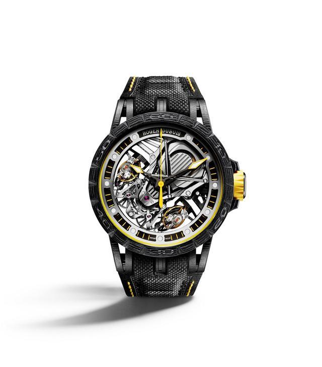 挑腕表还能试驾赛车,看兰博基尼和罗杰杜彼如何开启计时新体验