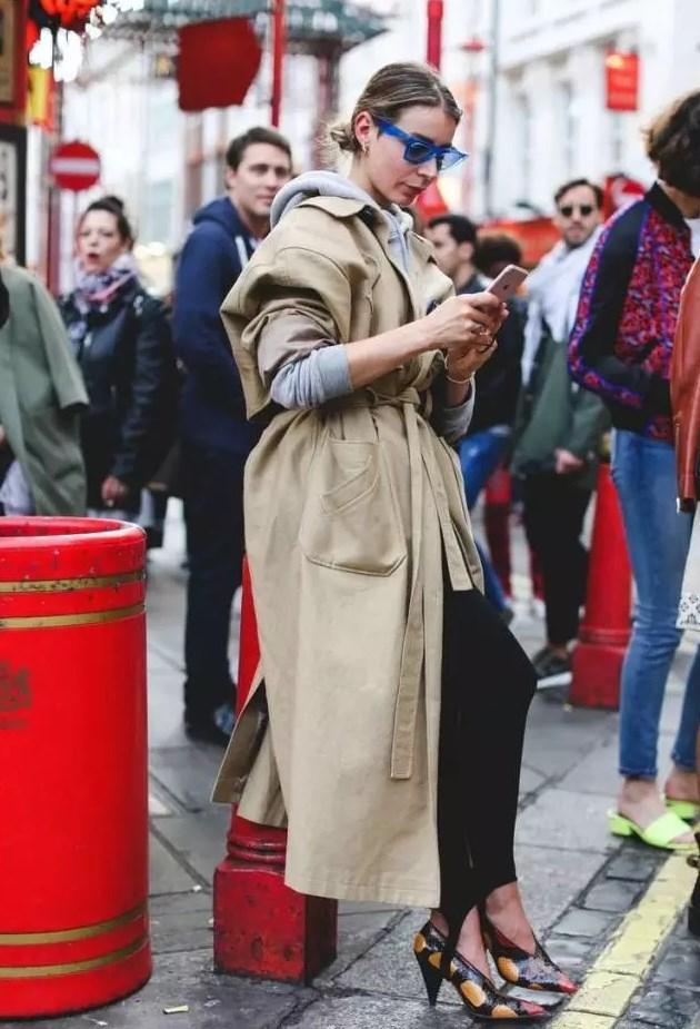 买了一万块的大衣里面却不知道怎么穿?这些内搭拯救你的选择障碍症