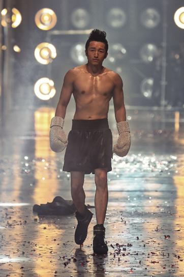 Chi Zhang 2016春夏发布会 拳王争霸赛 黑暗与力量的对决