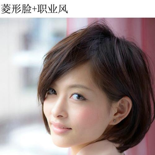 发型在线测试 挑选适合的修颜造型