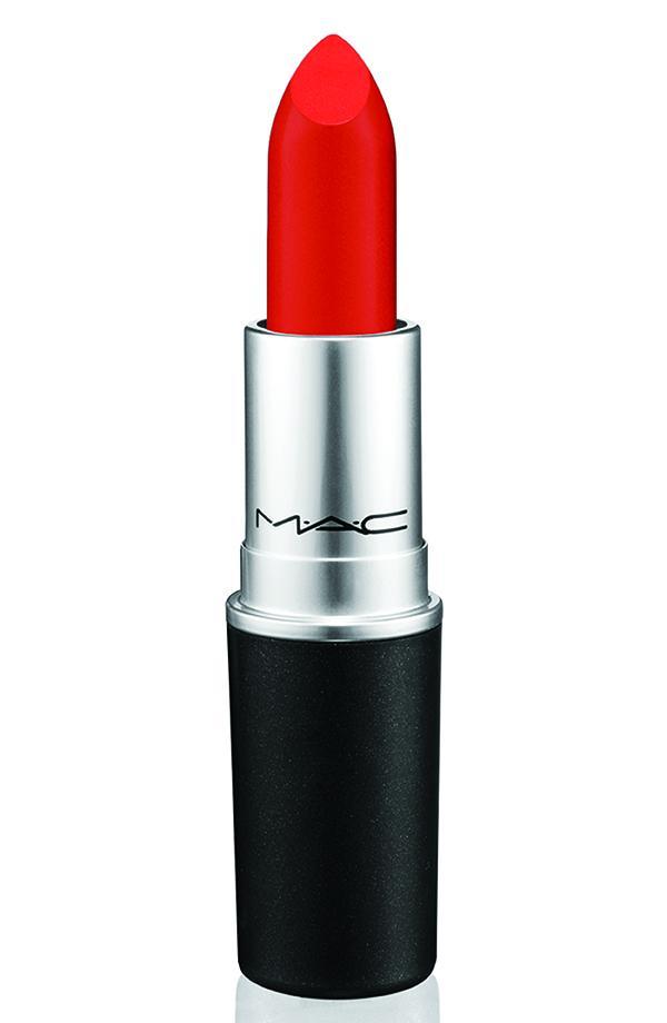 MAC The Matte Lip_复古哑光唇膏发布