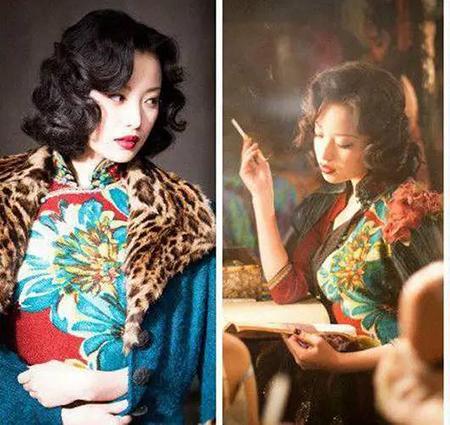 穿衣模范生:倪妮的女神养成日记