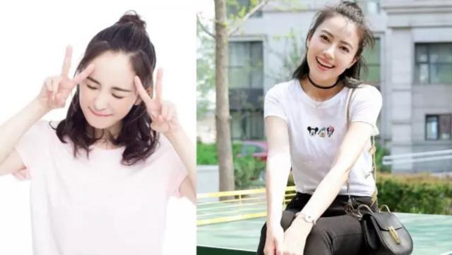 今年最流行的杨幂同款发型,显嫩显脸小还不挑人