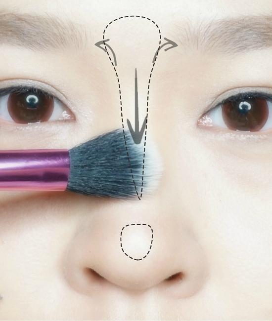 学会这个鼻子整容术,拥有刘亦菲、热巴同款高鼻梁不是梦!