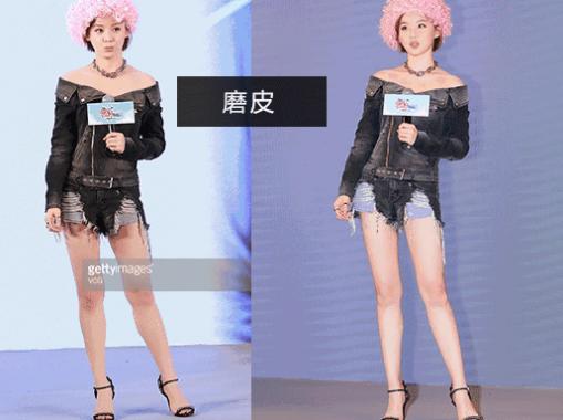 女明星的腿全都白细直?女明星的腿型真的没那么好看 时尚潮流 第11张