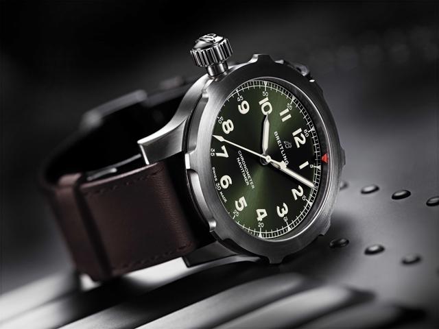 百年灵航空计时超级8腕表,故事不胜可言