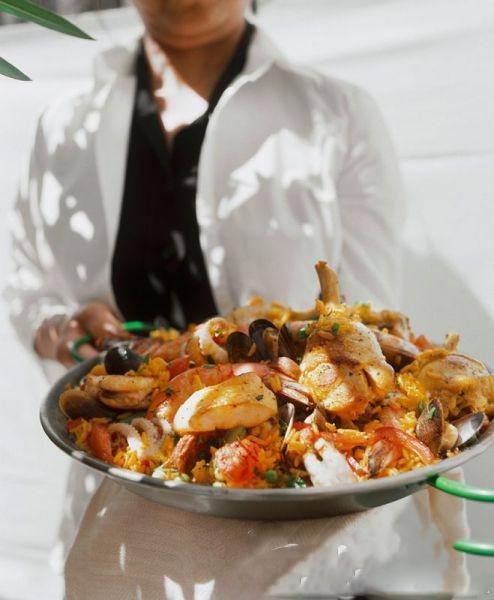 为海鲜饭更名 西班牙大锅饭