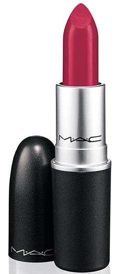 MAC魅可复古哑光唇膏All Fired Up-打造个性妆容你是时代姐妹花里的谁