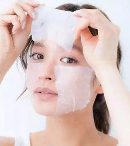 换季脸好干,湿敷的化妆水急救