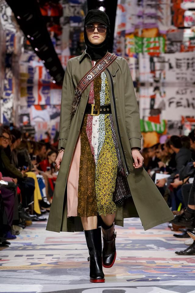 Dior新装来了: