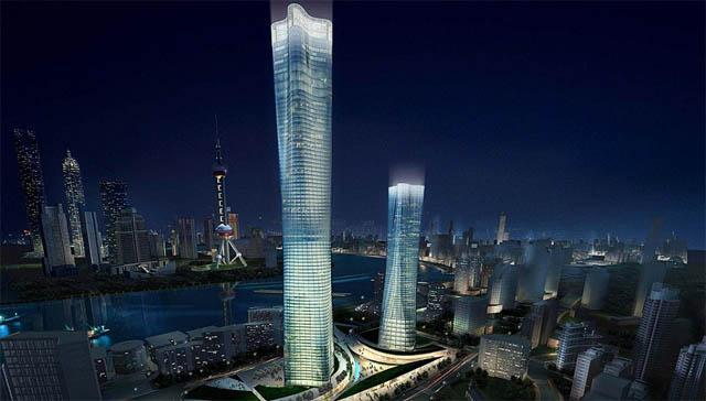 CNN盘点造型奇特令世人震惊的中国新酒店