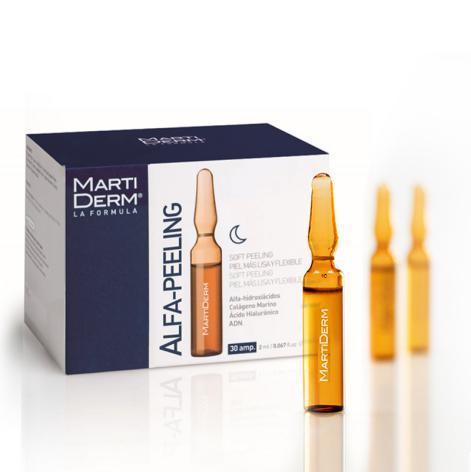 西班牙安瓶MartiDerm黑科技褪斑安瓶上市