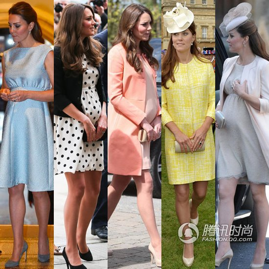凯特王妃就算怀孕了又怎样