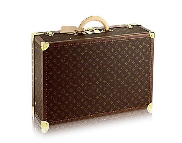 90秒知道 LV带你飞 拖个旅行箱装下全世界