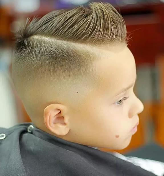超炫酷儿童发型 收藏起来给以后的宝宝备用