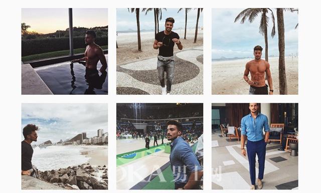 Instagram上你最应该关注的穿搭偶像