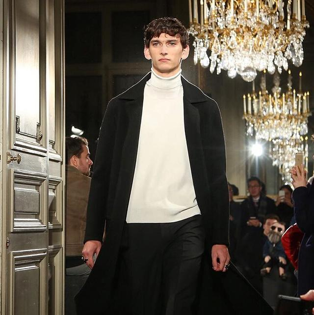 Valentino 巴黎贵公子的野外奇遇