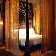 简单的方法教你把房间打造成浪漫星空