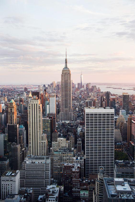 当整个纽约变成蒂芙尼蓝,和倪妮、许魏洲一起沉迷在Blue York中吧