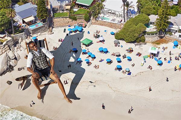 SUITSUPPLY 2017 春夏:沙滩男孩  Beach Boy
