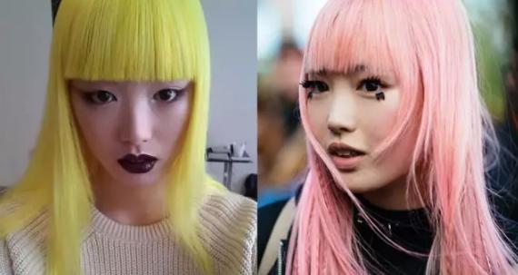 昆凌、宋茜换个发色就像换张脸,原来发色影响这么大!