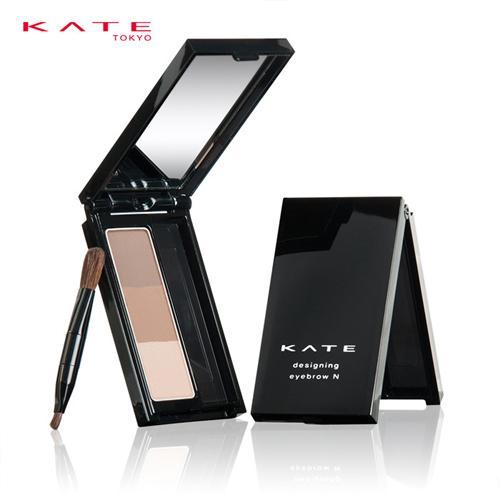 日本好用化妆品第2发 看看KATE家有什么