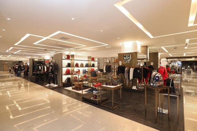 全球男士时尚生活目的地——北京SKP二层全新亮相