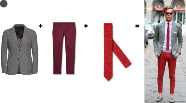 时尚领带打法图解大全