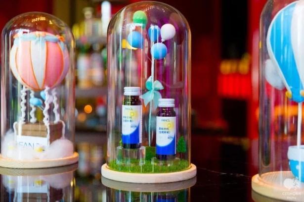 "FANCL与北京长安街W酒店携手打造""魔法气球""主题下午茶"