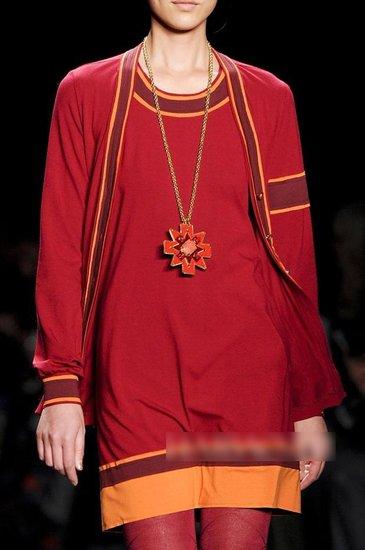 哥特式等四种风格十字架首饰引领时尚