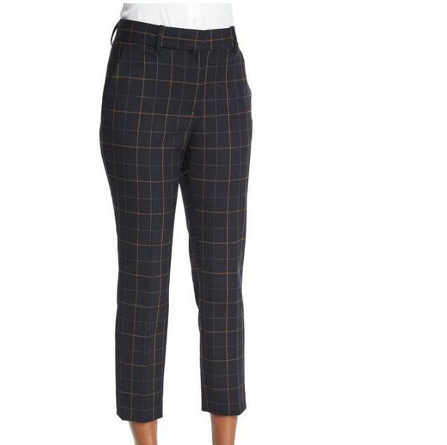 刘诗诗娜扎的九分裤迷倒我 秋天想时髦如此简单