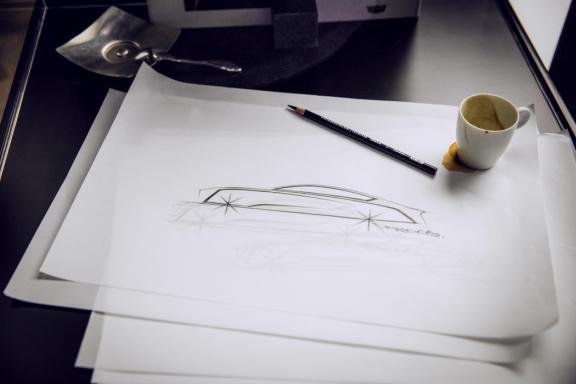 纽约华裔设计师Jason Wu 亮相凯迪拉克新美式设计沙龙