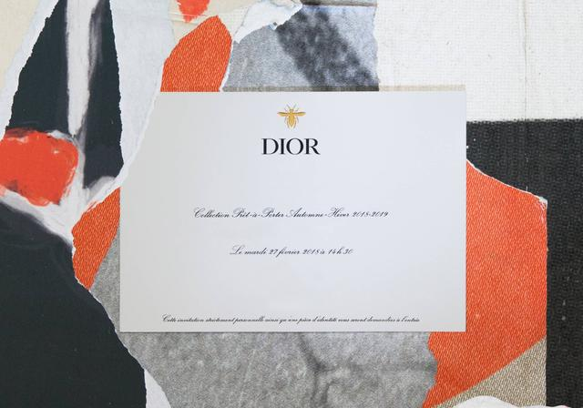 Dior迪奥2018秋冬系列