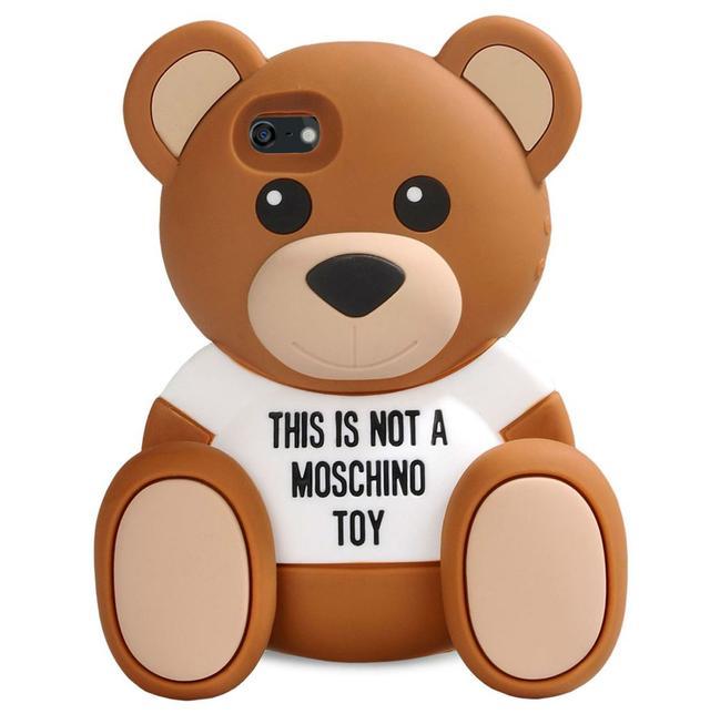 快来看看秋冬最火的小熊元素都有什么单品,把它们收了一起来卖萌吧!